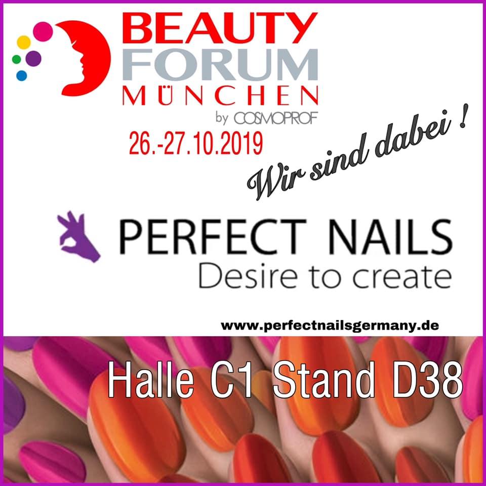 Perfect Nails és Beauty Forum Munich