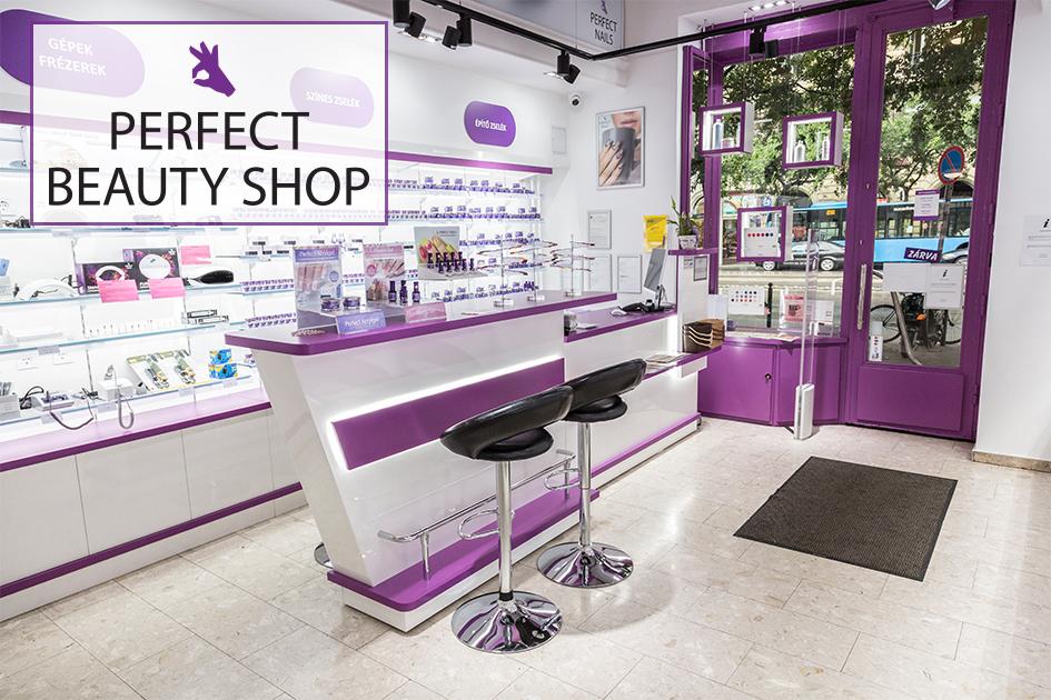Perfect Beauty Shop